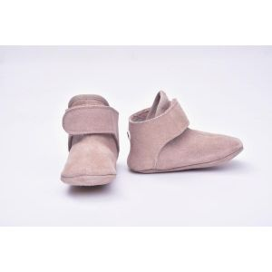 Walker Leather Basic Pink 6-12m