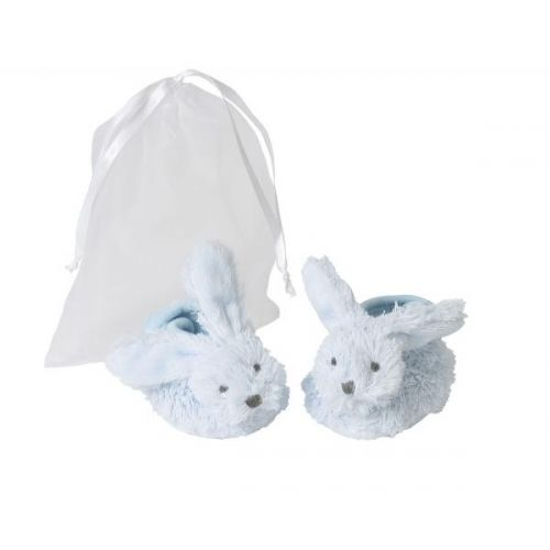 Blue Rabbit Richie Slippers In Organza Bag