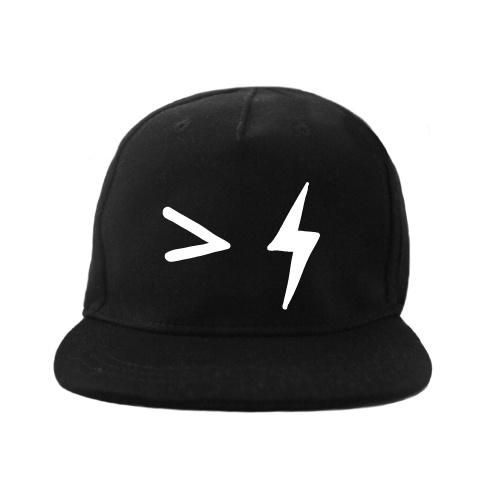 Cap Lightning Black