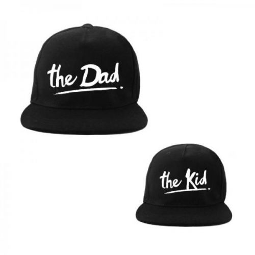 Cap Twinning The Dad - The Kid