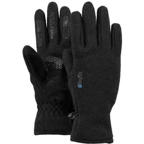 Fleece Gloves Kids Black