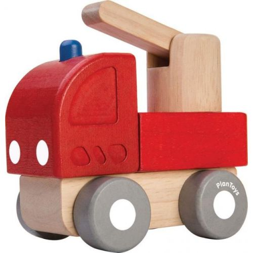 Houten Mini Fire Engine