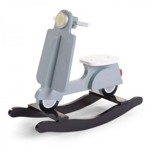 Schommel Scooter Mint/zwart
