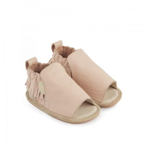 Slofje Noa Pastel Pink Leather